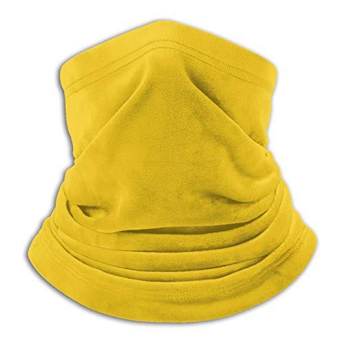 Custom made Single Yello Erwachsene Wiederverwendbare Bedruckte Face Bandanas Mode Einstellbare Ohrschlaufe Waschbar Anti-Staub Atmungsaktiv Outdoor Schal Shield Filter