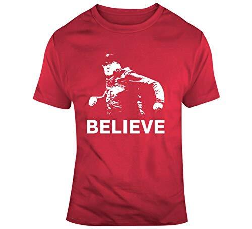 Believe Jurgen Klopp Liverpool FC Comeback Soccer Fan T Shirt