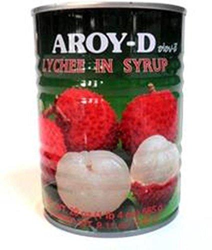 AROY-D ライチ缶 (糖水茘枝)
