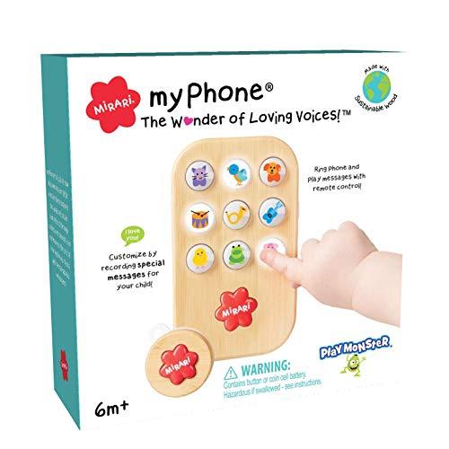 PlayMonster Mirari Myphone -- The Wonder of Loving Voices!