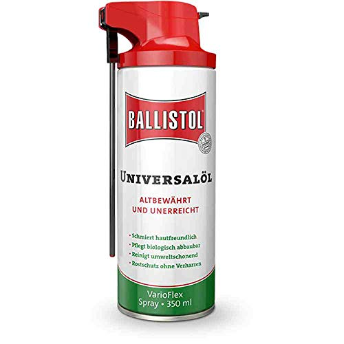 BALLISTOL Öl-750258 Öl, Mehrfaarbig, 350 ml