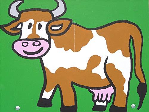 Vaca Linda 1000 Piezas Puzzles para Adultos niños educativos Juguetes HD Puzzle Creativo Divertido Juego Familiar Puzzle