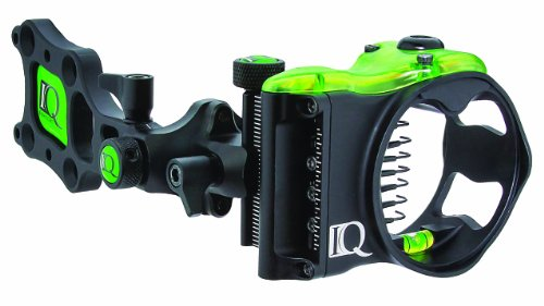 IQ Bowsights 7-Pin Micro Bowsight with Retina Lock Technology,Right Hand