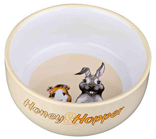 Trixie Miele e tramoggia ciotola in ceramica, 11cm, 1 pezzo