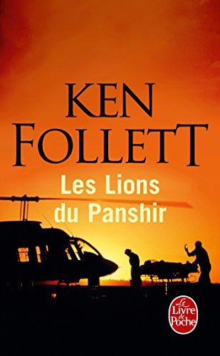 Les Lions du Panshir (Thrillers t. 7519)
