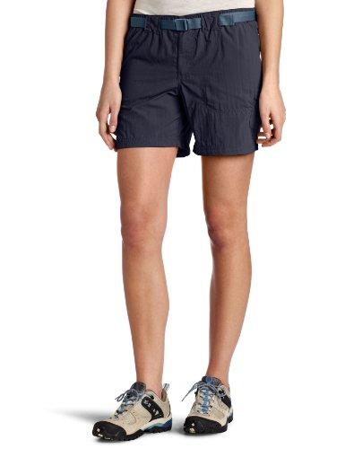 Columbia Pantalón corto Sandy River Cargo de talla grande para mujer - azul - 3X