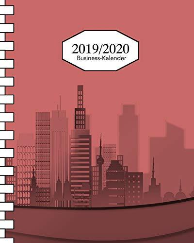 2019/2020: Business-Kalender und Planer für Vermieter I August 2019 bis Juli 2020 I mit Adressbuch & Passwort Übersicht I 120 Seiten • Großformat 8x10