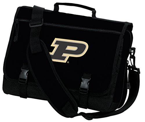 Broad Bay Purdue University Laptop Bag Purdue Computer Bag or Messenger Bag