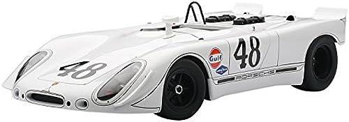 AUTOart 87072 fürzeug Miniatur Porsche 908 02 Grün Park Sebring 1970 Ma ab 1 18