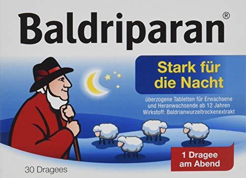 Pfizer Consumer Healthcare GmbH, Deutschland -  Baldriparan stark