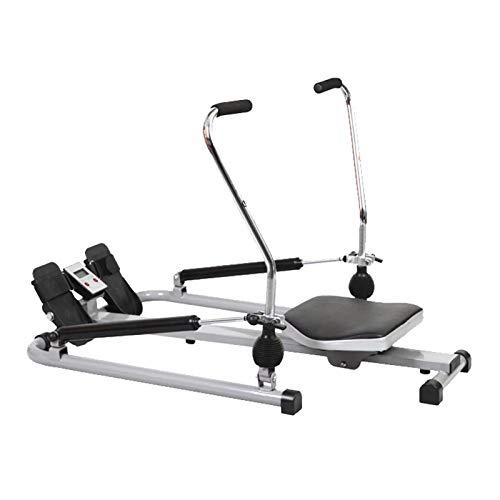 AOLIGEl Multifunzionale Stamina Body Glider Vogatore Indoor Attrezzature per Esercizi Domestici Macchine per Il Fitness Palestra