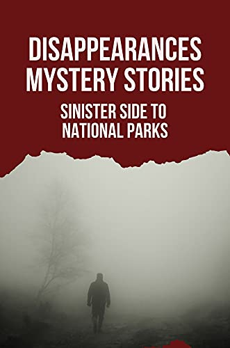 Disappearances Mystery Stories: Sinister Side To National Parks: Missing Persons Stories (English Edition)