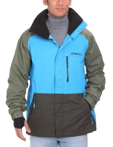 O 'Neill Herren Escape District Jacket Herren ski/Snowboard XL Blau - Dresden Bl