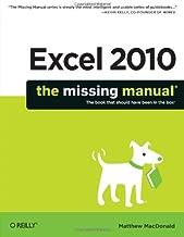 Excel 2010: دليل المفقودين