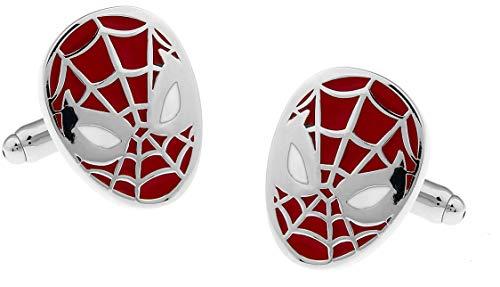Manschettenknöpfe, Marvel's Spider-Man, inklusive Geschenkbox