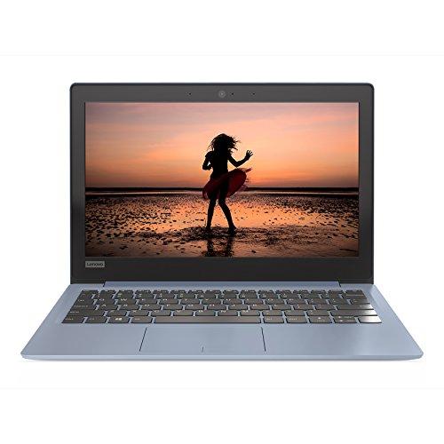 Lenovo ideapad 120S-14IAP Notebook, Display 14 HD TN AG, Processore Intel N3350, RAM 4 GB, Storage 64 GB eMMc, Grafica Condivisa, Windows 10, Blue, 81A500J6IX
