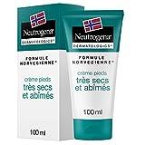 Neutrogena Crème Pieds Très Secs/Abimes Tube 100 ml