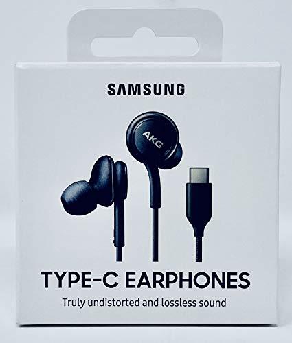 Samsung USB Type-C Earphones EO-IC100BBEGWW Black (Black)