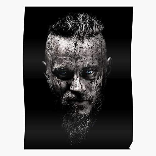 Hardymedicalsupplies King Ragnar Rollo Vikings Lothbrok Movie The Home Decor Wandkunst drucken Poster !