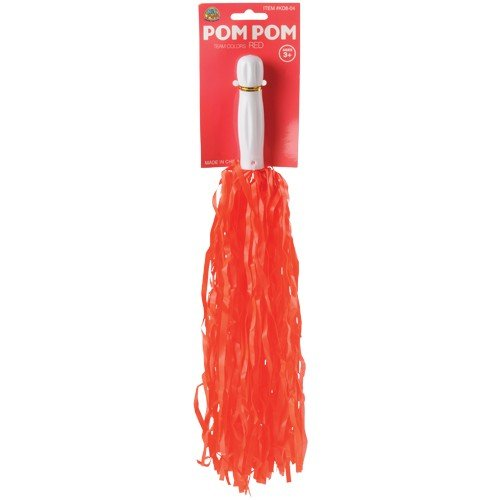 Why Should You Buy DollarItemDirect Pom Poms Red, Sold by 5 Dozens