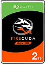 Seagate FireCuda Gaming (Compute) 2TB Solid State Hybrid Drive Performance SSHD – 2.5..