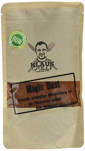 Klaus grillt Magic Dust Rub, 1er Pack (1 x 250 g)