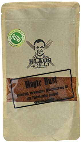 Klaus grillt Magic Dust Rub, 1er Pack (1 x 250 g)