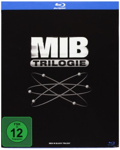 Men in Black 1-3 - Box [Blu-ray]