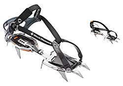 Black Diamond Contact Strap Stainless Steel Crampon