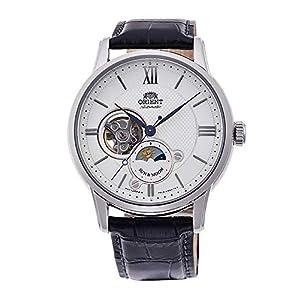 ORIENT RA-AS0005S – Reloj de pulsera para hombre, diseño de sol