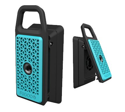 Fugoo  Multi Halterung für Lautsprecher schwarz/grün