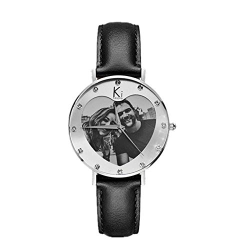 Reloj - Bokning - para - UK-W241-Men-BlackWhite-BK