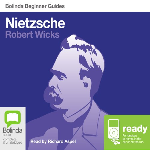 Nietzsche: Bolinda Beginner Guides audiobook cover art