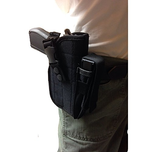 Shaver products Side Gun Holster Fits Beretta 92,96.40 S&W, U22 Neos 22LR