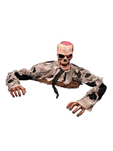 Halloween Animated Prop Zombie Escape From the Grave