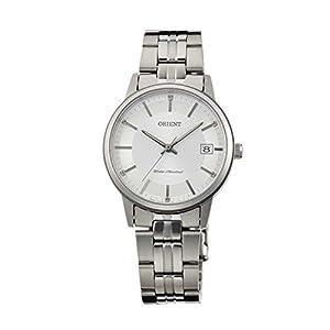 Orient Reloj de mujer cuarzo 32mm correa y caja de acero FUNG7003W0
