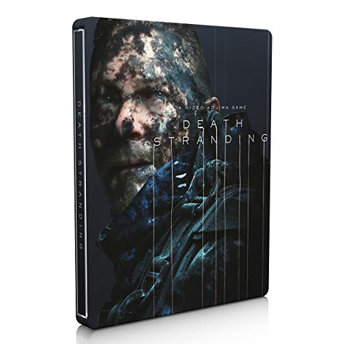 Death Stranding (Edición Steelbook) - Limited Edition - PlayStation 4