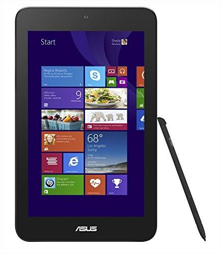 ASUS VivoTab Note 8 タブレットPC ブラック ( WIN8.1 32Bit / 8.0inch WXGA / Z3740 / 2GB / eMMC 64GB / Microsoft Office Home&Biz 2013 / スタイラスペン 付属 ) R80TA-3740S