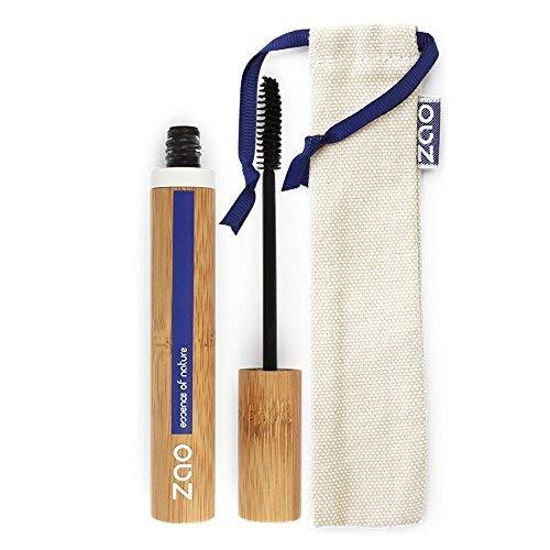 Zao - Mascara Aloe Vera 090 Noir (bambou) - 7 ml