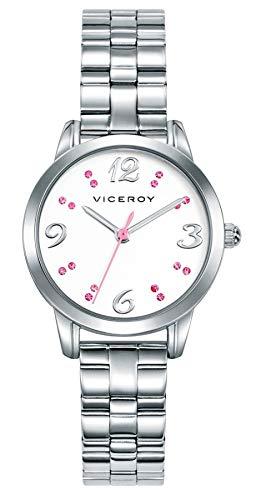 Reloj Viceroy Niña Pack 401112-05 + Pendientes Estrella