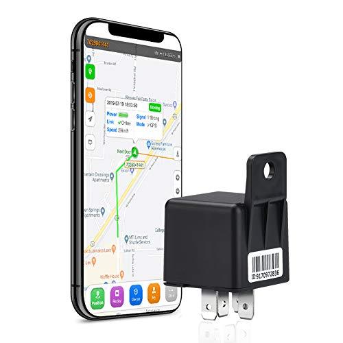 SinoTrack Auto-GPS-Tracker, ST-907 Mini-GPS-Tracker-Ortung Echtzeit-Standortortungsgerät mit abgeschnittenem Motor aus der Ferne für Auto-Motorrad-LKW-Taxi usw.
