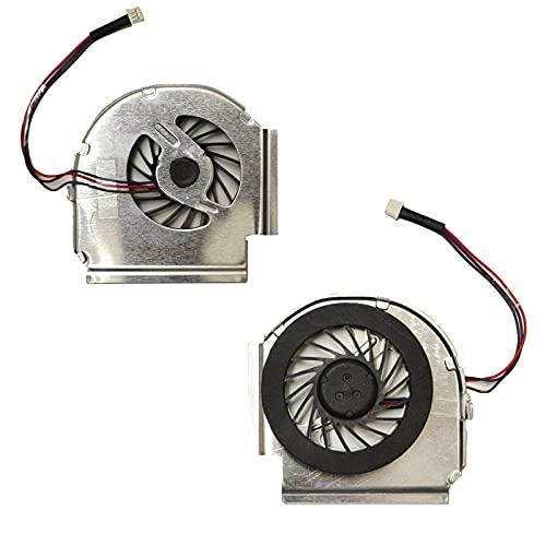 Nuevo ventilador de refrigeración de CPU para ordenador portátil para IBM LENOVO ThinkPad T61 T61P R61 MCF-215PAM05 42W2823 42W2029 41W42W2460 42W2461 42W2462 42W2463 ( Color : Default )