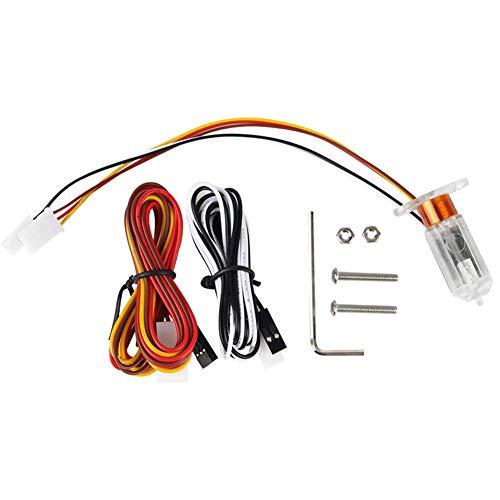 3D Printer Accessoires Auto Leveling Sensor, Auto Bed Leveling Sensor kit, 3D Touch Sensor, Verbeter het afdrukken Nauwkeurigheid, Zelftest, Valse Alarm, Alarm Release en Test Mode 26x36.3x13mm
