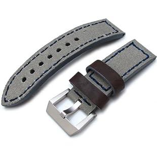 22mm MiLTAT strap - Watch - 24E24BPV10C2H02:Delocitypvp