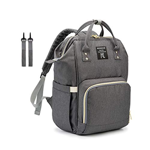 HNANT B013 Wickeltasche Rucksack, Multifunktions-Rucksack für Damen und Papa und diese Wickeltasche ist auch als Baby-Wickeltasche für Mädchen oder Jungen verwendbar