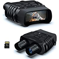 Boovy 4X Digital Zoom and 24Mm Objective Lens Night Vision Binoculars with 2.31