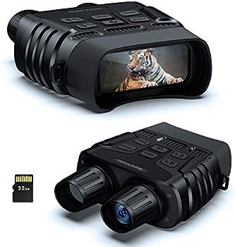 Boovy 4X Digital Zoom Night Vision Binoculars
