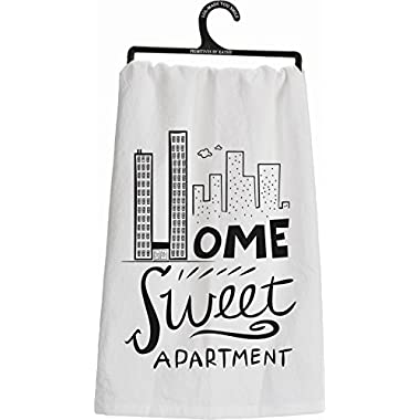 Primitives By Kathy Tea Towel  Home Sweet Apartment