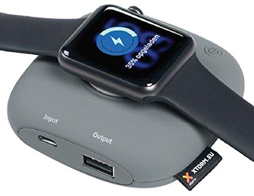 Xtorm xpd17Caricatore per SmartWatch Grigio