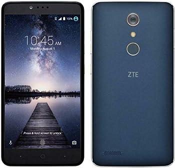 ZTE ZMAX PRO Z981 4G LTE 13MP Smartphone  Metro PCS/T-Mobile   Renewed